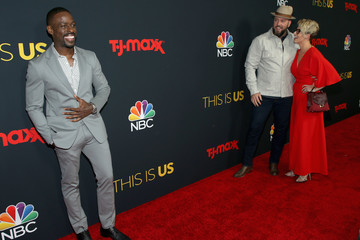 Rachel Reichard Premiere Of NBC's 'This Is Us' Season 3 - Arrivals