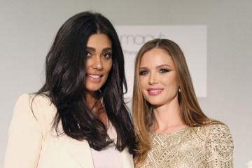 Rachel Roy Georgina Chapman Marchesa Co-founder and Designer Georgina Chapman Launches New Marchesa Fine Jewelry Collection at Macy's in Los Angeles