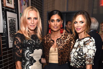 Rachel Roy Georgina Chapman The Weinstein Company Hosts a Screening of 'Wind River' - After Party
