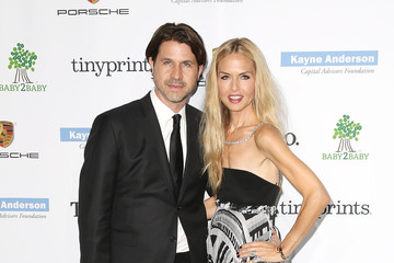 Rachel Zoe Rodger Berman The 2014 Baby2Baby Gala, Presented by Tiffany & Co - Arrivals
