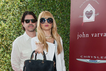 Rachel Zoe Skyler Berman Arrivals at the John Varvatos Stuart House Benefit
