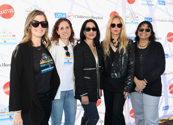 UCLA Mattel Children's Hospital's 19th Annual 'Party on the Pier'
