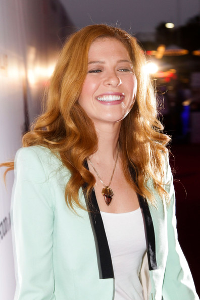 "Rachelle Lefevre - ""LEXUS Live on Grand"" Hosted By Curtis Stone At The Third Annual Los Angeles Food & Wine Festival"