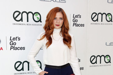 Rachelle Lefevre Environmental Media Association Hosts Its 25th Annual EMA Awards