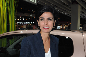 Rachida Dati Renault Presents Cannes Film Festival Official Car 'Latitude'