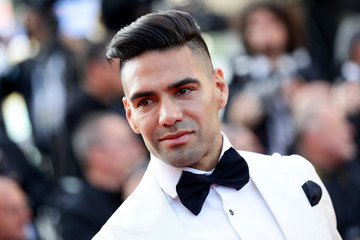Radamel Falcao Closing Ceremony Red Carpet - The 72nd Annual Cannes Film Festival