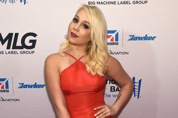 RaeLynn Big Machine Label Group Celebrates the 49th Annual CMA Awards in Nashville - Arrivals