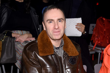 Raf Simons Marc Jacobs Fall 2018 Show - Front Row