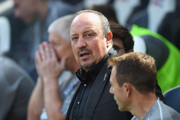 Rafa Benitez Newcastle United vs. FC Augsburg - Pre-Season Friendly