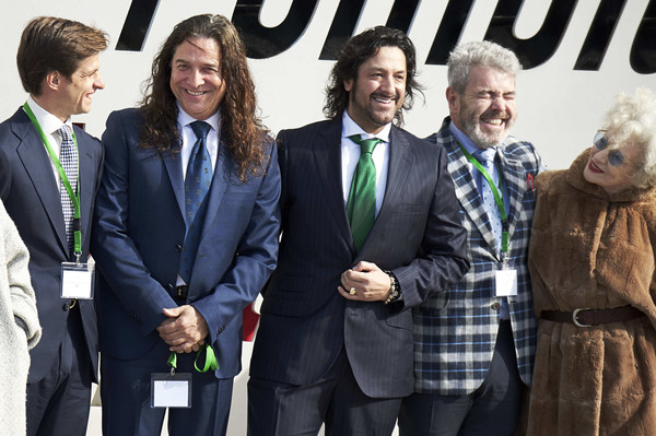 Spanish Royals Deliver the Golden Medals to the Merit in Fine Arts 2016