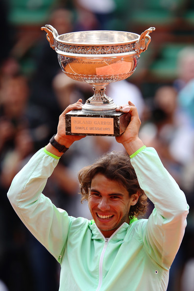 Rafael Nadal Photos Photos - 2010 French Open