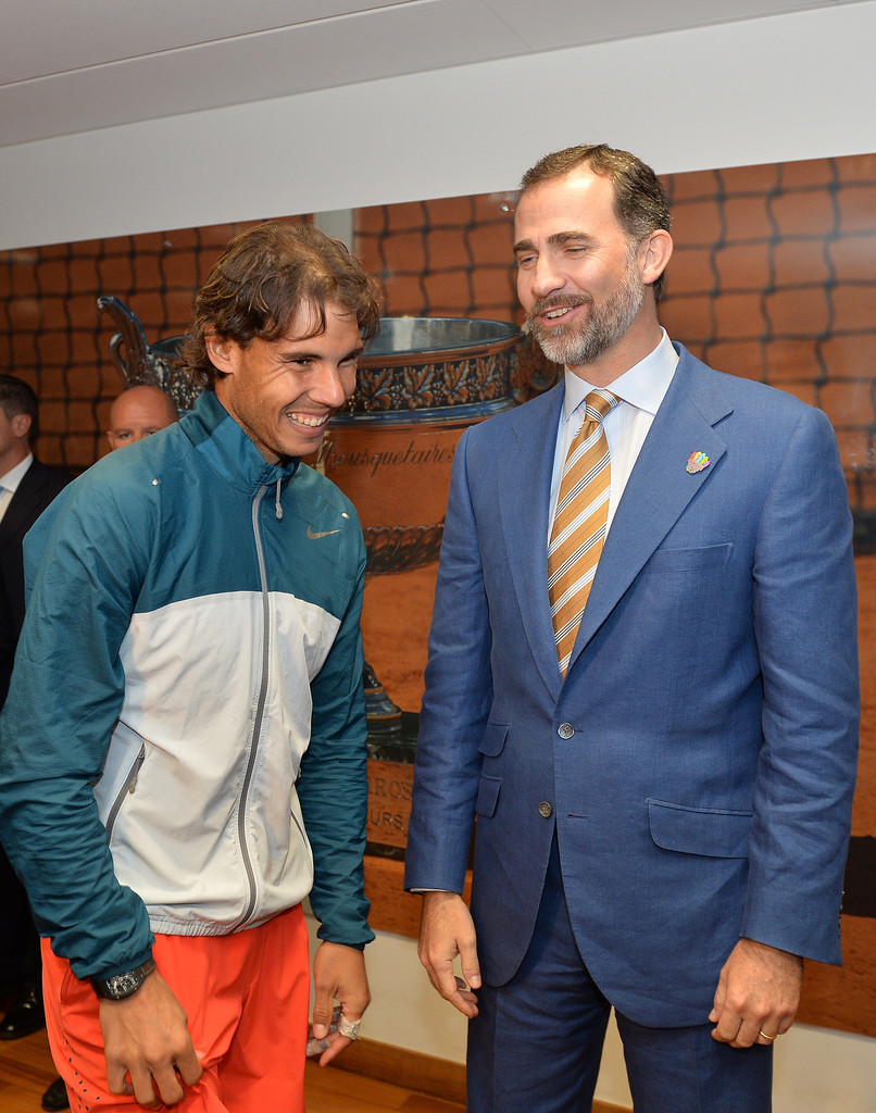 Rafael+Nadal+2013+French+Open+Day+Fiftee