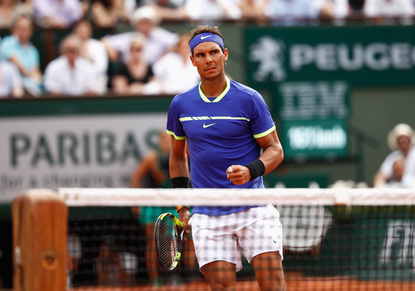 Rafa Was At His Best Against Stan