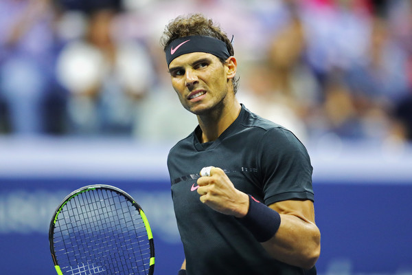 'Nervous' Rafael Nadal Staying Positive After US Open Blip