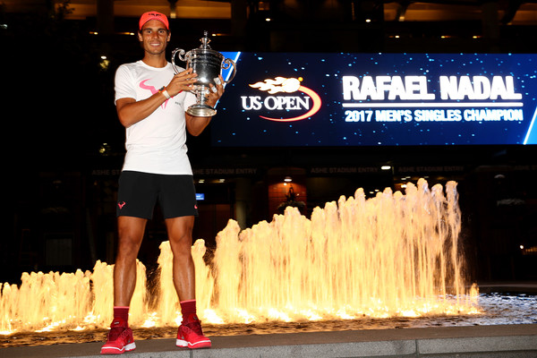 Rafael Nadal Didn't Need To Be Spectacular In The U.S. Open Final