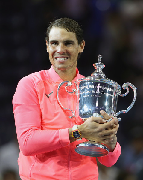 2017 US Open Tennis Championships - Day 14