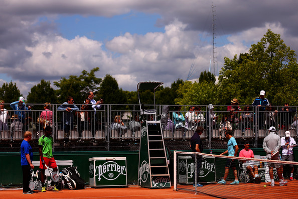 French Open: Day 12