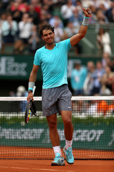 Rafael Nadal - French Open: Day 5