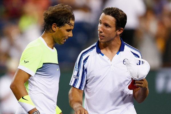 BNP Paribas Open - Day 7 []