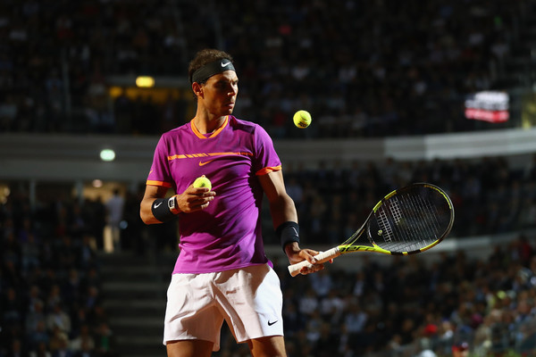 """Rome Day Four: Nadal, a """"regular"""" guy that wins among the giants"""