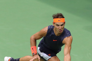 Rafael Nadal Celebrities Attend The 2018 US Open Tennis Championships - Day 12