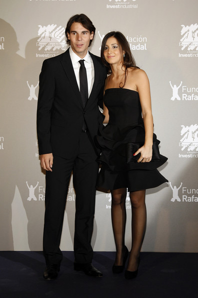 "Rafael Nadal and Maria Francisca Perello - ""Juntos Por La Integracion"" Charity Gala In Barcelona"