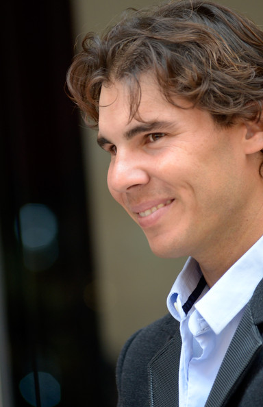 Rafael Nadal - Rafael Nadal Attends 'Champions Drink Responsibly' in Sitges
