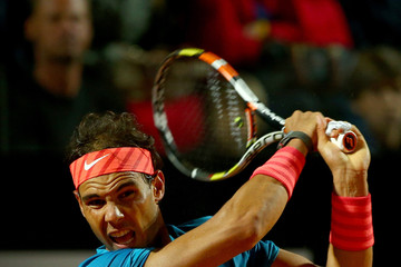 Rafael Nadal The Internazionali BNL d'Italia 2015 - Day Six