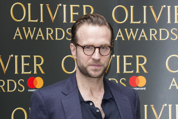 Rafe Spall Olivier Awards Nominations Celebration - Arrivals