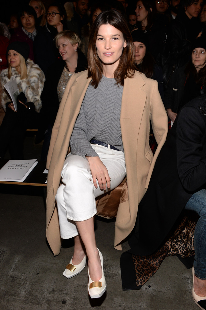 Arrivals at the Rag & Bone Show