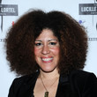 Rain Pryor Arrivals at the Lucille Lortel Awards