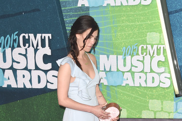 Rainey Qualley 2015 CMT Music Awards - Arrivals