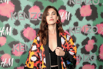 Rainey Qualley KENZO x H&M Launch Event Directed by Jean-Paul Goude' - Arrivals