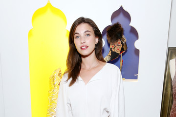 Rainey Qualley Christian Louboutin and Sabyasachi Unveil Capsule Collection at Just One Eye