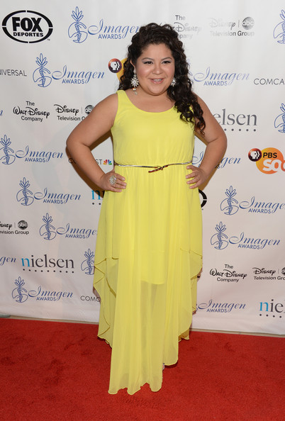 Raini Rodriguez - 28th Annual Imagen Awards - Arrivals
