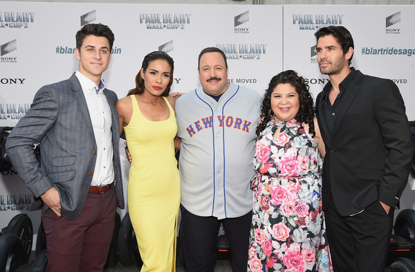 """Paul Blart: Mall Cop 2"" New York Premiere"