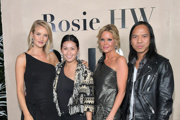 Raissa Gerona Michael Mente Rosie HW x PAIGE Launch Event
