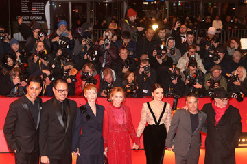 Rajendra Roy Justin Chang 'The Kindness Of Strangers' Premiere - 69th Berlinale International Film Festival