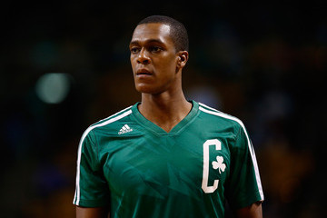 Rajon Rondo Toronto Raptors v Boston Celtics