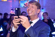 """Actor Jack McBrayer attends the World Premiere of Disney's """"RALPH BREAKS THE INTERNET"""" at the El Capitan Theatre on November 5, 2018 in Hollywood, California."""