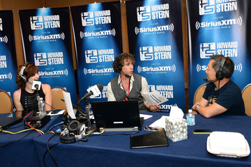 Ralph Cirella Howard Stern's 'Geektime' Broadcasts Live From Comic-Con 2014