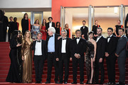 "Cast of the attends the screening of ""Rambo - First Blood"" during the 72nd annual Cannes Film Festival on May 24, 2019 in Cannes, France."