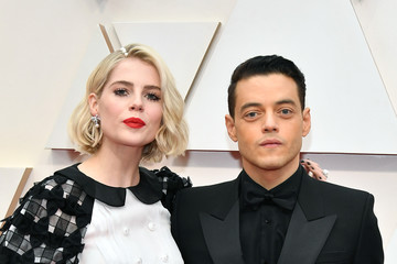 Rami Malek Lucy Boynton 2020 Getty Entertainment - Social Ready Content