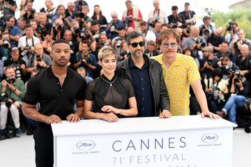 Ramin Bahrani 'Farenheit 451' Photocall - The 71st Annual Cannes Film Festival