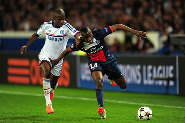 Ramires Paris Saint-Germain FC v Chelsea