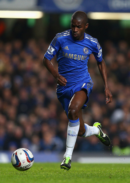 Ramires - Chelsea v Swansea City - Capital One Cup Semi-Final