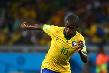 Ramires Brazil v Germany