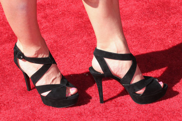 Ramona Bruland Red Carpet Arrivals at the ESPY Awards in LA — Part 2