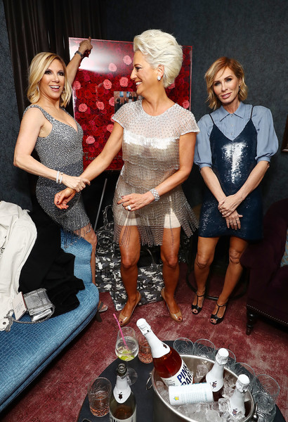 'The Real Housewives Of New York' Season 10 Premiere Celebration Produced by Talent Resources