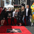 Rana Ghadban Sid And Marty Krofft Are Honored With A Star On The Hollywood Walk Of Fame